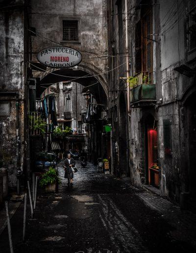Nun in Naples