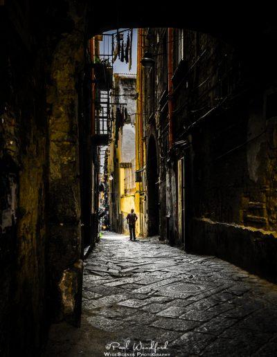 Alleyway in Naples
