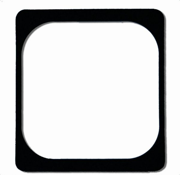 NiSi Replacement Foam Gasket 3 Pack
