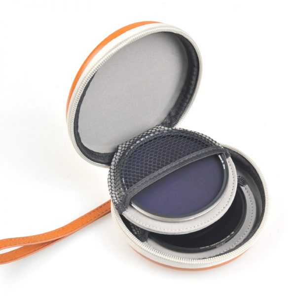 NiSi Circular Filter Bag Second Generation II (Holds 4pcs 82mm Filters)