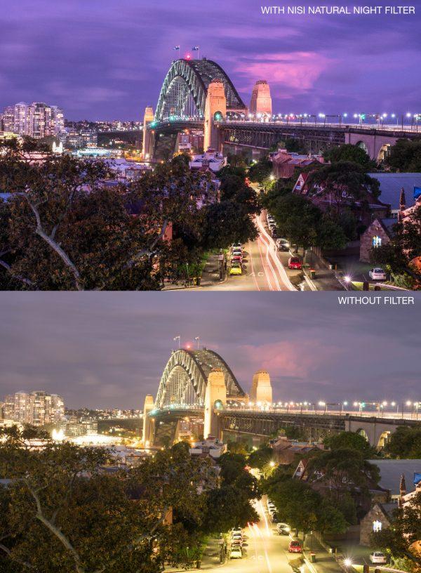 NiSi 100x100mm Natural Night Filter