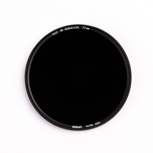 NiSi HUC PRO Nano IR ND64 + CPL Multifunctional Filter
