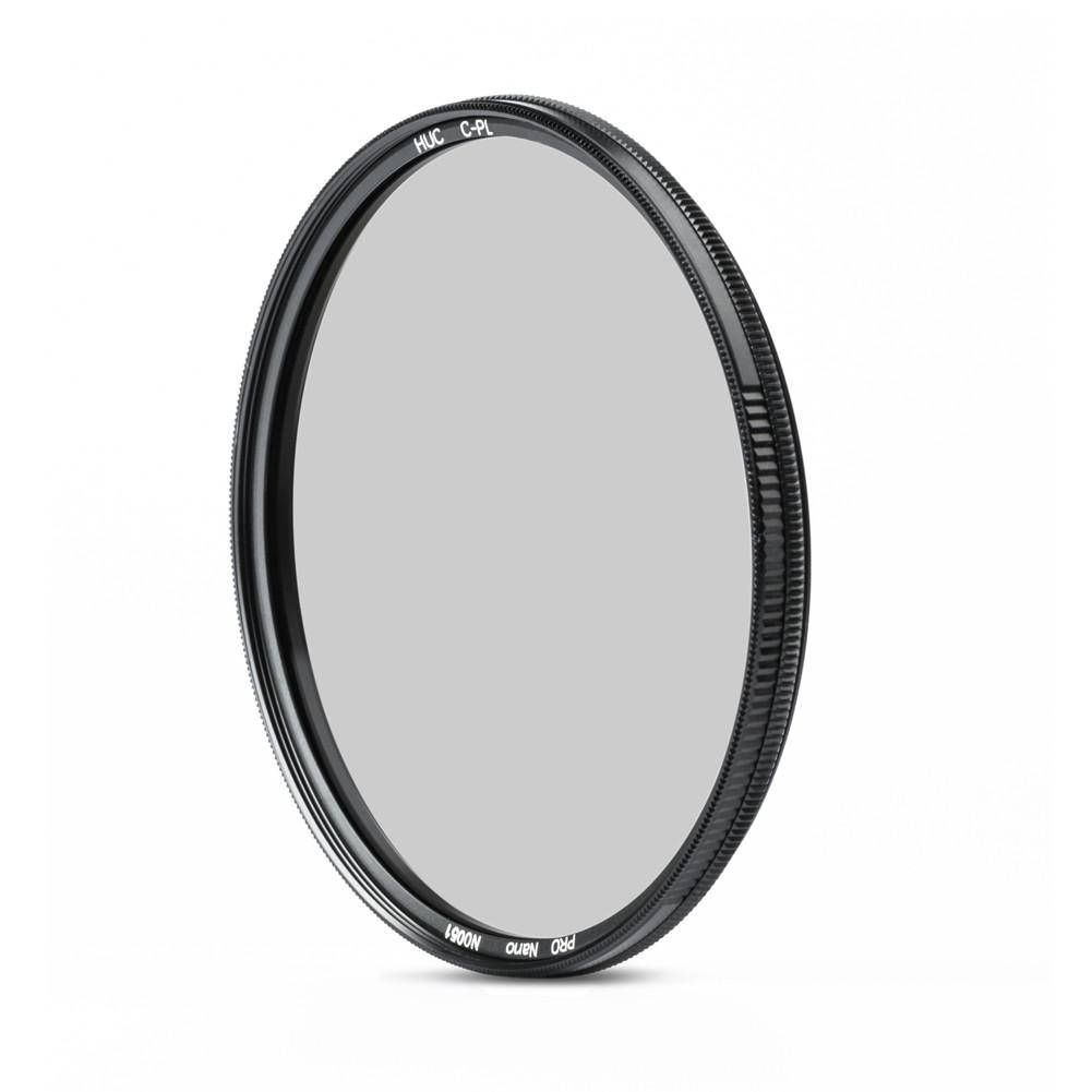 NiSi HUC C-PL PRO Nano Circular Polarizer Filter