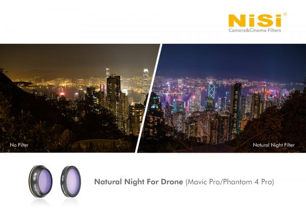 NiSi Natural Night for DJI Phantom 4 Pro and Phantom 4 Advanced