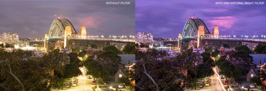 NiSi 150x150mm Natural Night Filter (Light Pollution Filter)