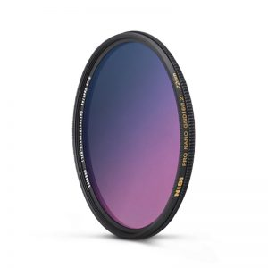 NiSi Nano Coating Graduated Neutral Density Filter GND16 1.2