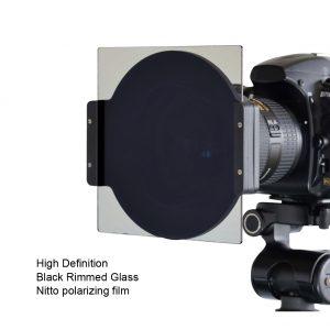 NiSi 180x180mm Square HD Polariser filter