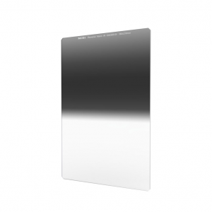 NiSi 180x210mm Reverse Nano IR Graduated Neutral Density Filter – ND8 (0.9) – 3 Stop