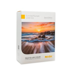 NiSi Filters 100mm Sunrise/Sunset GND Special Edition Kit (Exclusive to Australia and New Zealand)