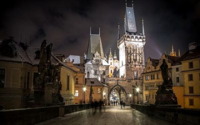 Flights to Prague from $883 return. All departure cities $900 or under!