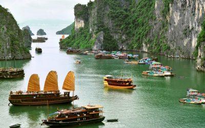 Flights to Vietnam from $277 return. Sydney and Melbourne under $430 return, all departure cities under $570 return!
