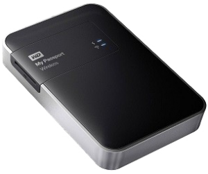 WD Wireless External Hard Drive